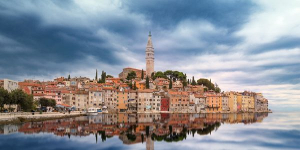 Rovinj in Croatia