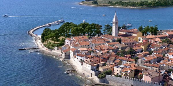 Novigrad in Croatia